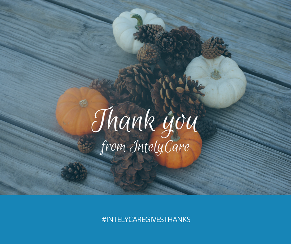 Thank you from IntelyCare