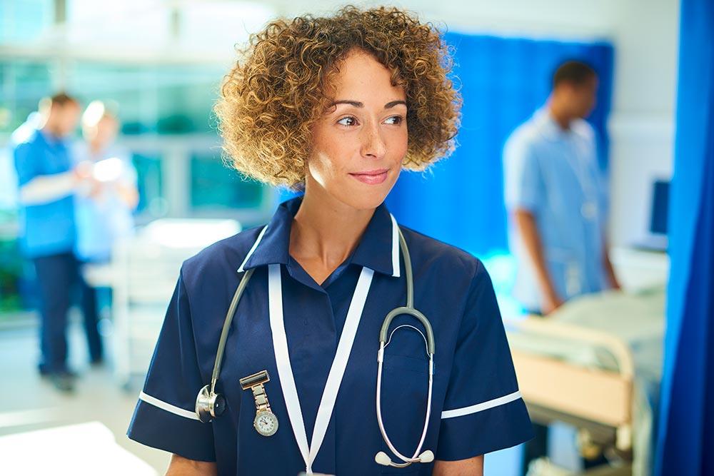 nurse-with-stethoscope