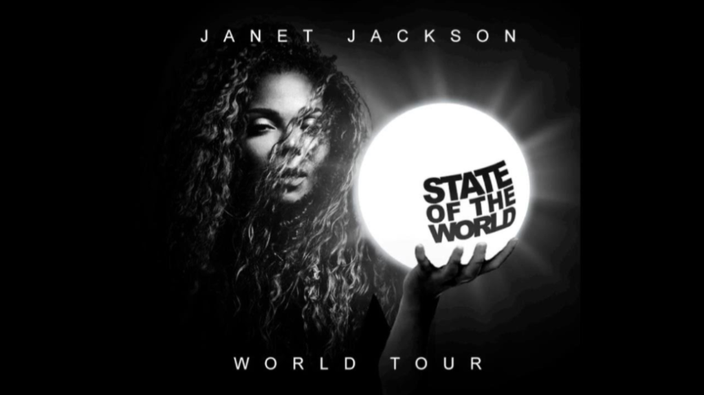 Janet Jackson World Tour - State of the World