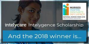 IntelyCare Intelygence Scholarship 2018 winner announcement