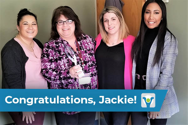 Meet IntelyCare's Administrator of the Year – Jackie McKenna!