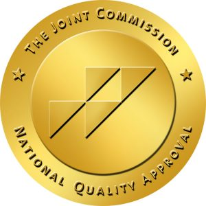 Gold Seal stamp of approval from The Joint Commission