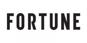 Logo for Fortune Magazine