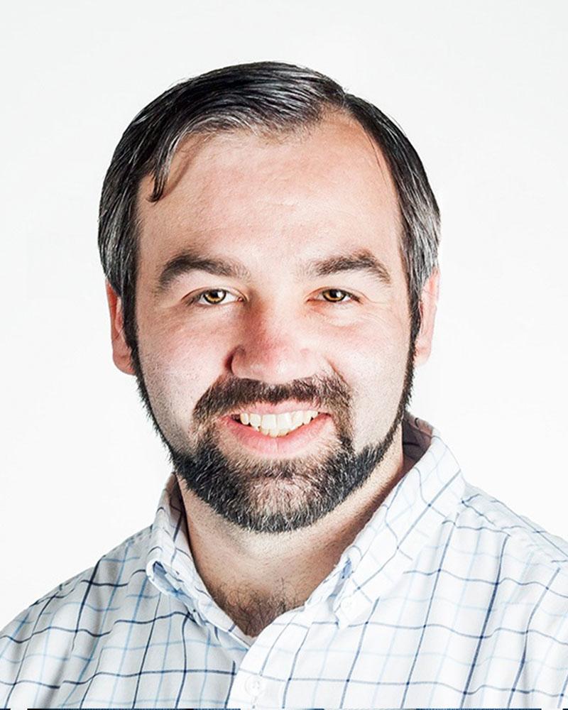 Kevin Buchanan Headshot