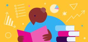 In-app education training icon