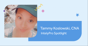 Tammy Koslowski, CNA, Massachusetts