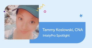Tammy Koslowski CNA Massachusetts Spotlight Series