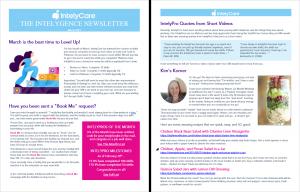 IntelyPro Newsletter March 2021