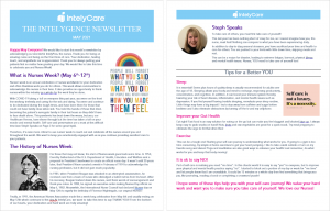 ISM Newsletter May 2021
