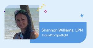 Shannon Williams Spotlight
