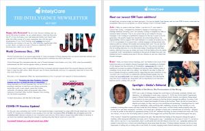 ISM Newsletter July 2021